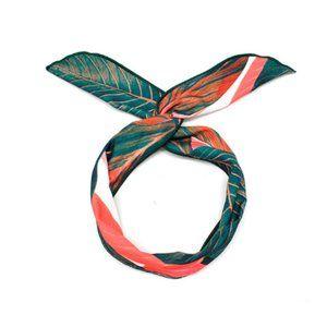 Boho Cross Knot Headband 1